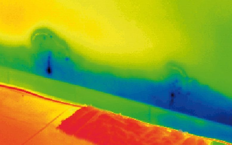 Thermal Imaging moisture services