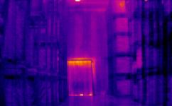 Thermal Imaging cool room services