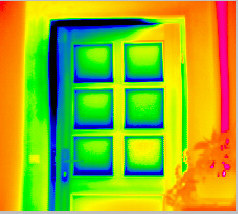 Thermal Imaging residential  thermal image